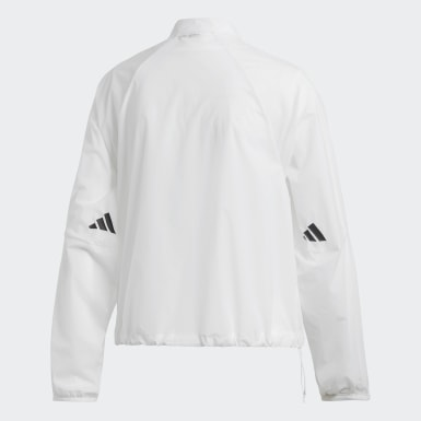 Frauen Athletics adidas Athletics Pack Jacke Weiß
