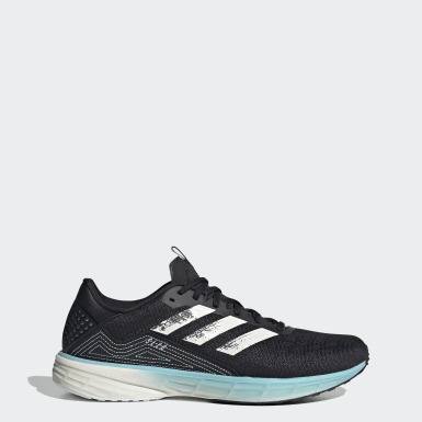 Men Running Black SL20 Primeblue Shoes