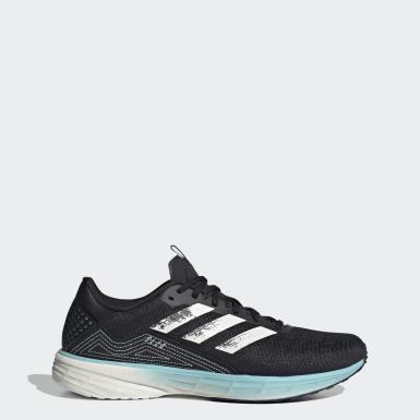Erkek Koşu Siyah SL20 Primeblue Ayakkabı