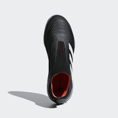 Calzado Predator Tango 18+ Turf Negro Hombre Fútbol