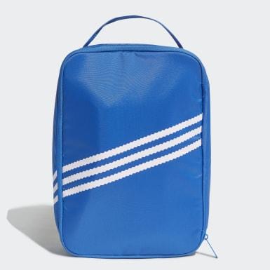 Borsa per sneaker Blu Originals