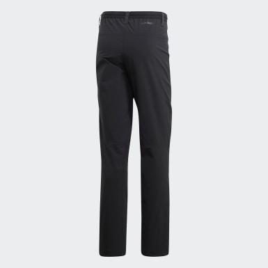 Muži TERREX černá Kalhoty Terrex Multi