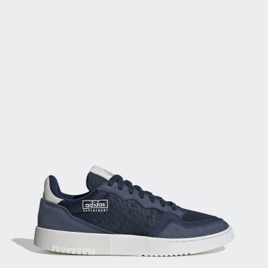 Scarpe Supercourt Blu Originals