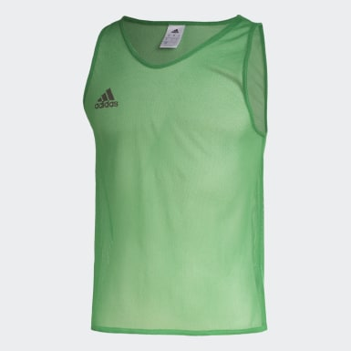 зеленый Олимпийка с принтом