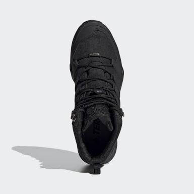 Sapatos de Caminhada Swift R2 Mid GORE-TEX TERREX Preto TERREX