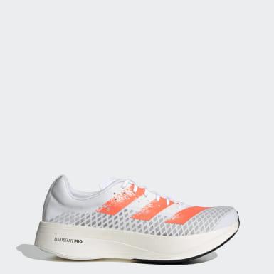 Chaussure de running ADIZERO ADIOS PRO Blanc Running
