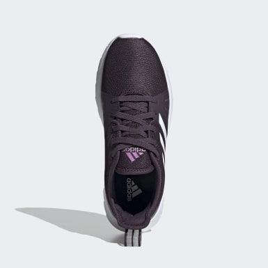 Women Running Purple ASWEEMOVE Shoes