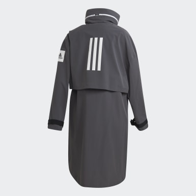 Women Urban Outdoor Grey MYSHELTER RAIN.RDY Parka