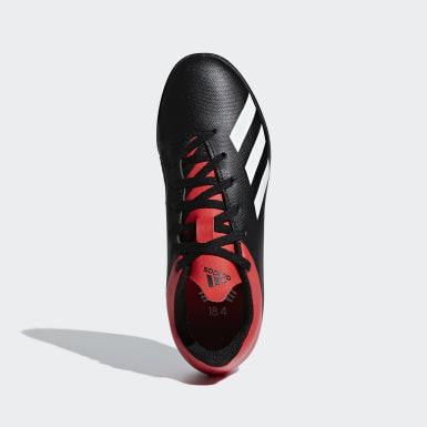 Children Football Black X Tango 18.4 Turf Boots