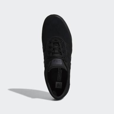 Zapatillas adiease Negro Hombre Originals