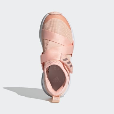 Sapatos de Running FortaRun 2020 Rosa Raparigas Running