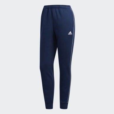 Women's Soccer Blue Core 18 Sweat Pants