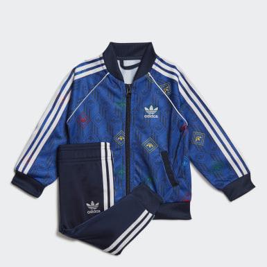 Conjunto SST Azul Niño Originals