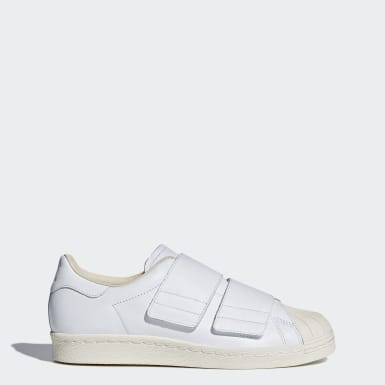 Women Originals White Superstar 80s CF Shoes