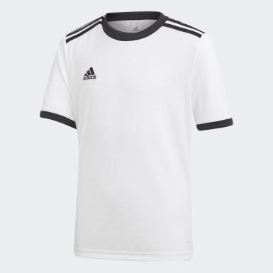 Kinderen Training Wit Tiro Voetbalshirt