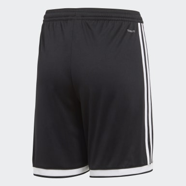 Youth Soccer Black Regista 18 Shorts
