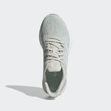 Women Running White Pureboost DPR Shoes