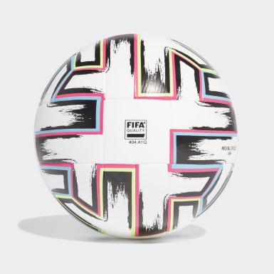 Bola Uniforia League Branco Futebol