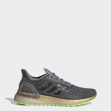 Women Running Grey Ultraboost PB Shoes