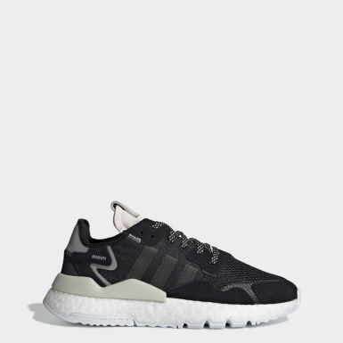 Women's Originals Black Nite Jogger Shoes