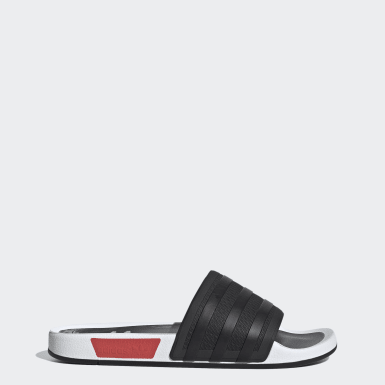 Originals Black Adilette Premium Slides