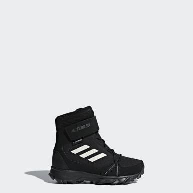 Bota adidas TERREX Snow CF CP CW Negro Niño TERREX