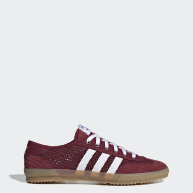 Women Originals Burgundy Tischtennis Shoes