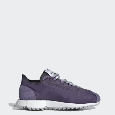 Women Originals Purple SL 7600 Shoes