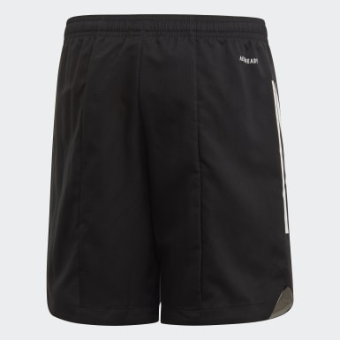 Youth Soccer Black Condivo 20 Shorts