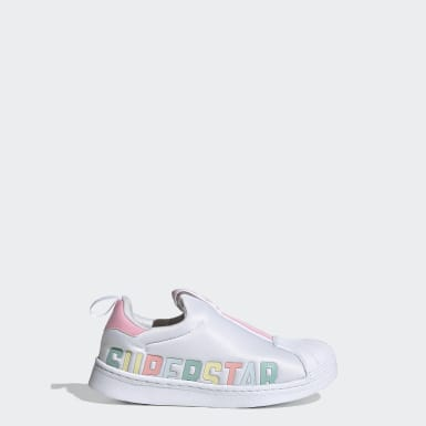 Tenis Superstar 360 X (UNISEX) Blanco Niño Originals