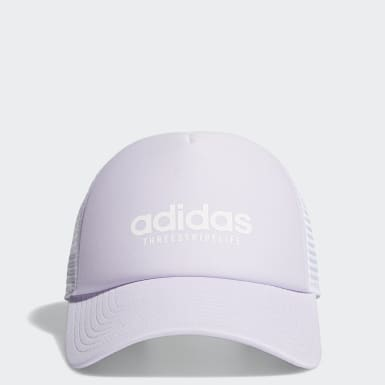 Women's Essentials Purple Core Trucker Hat