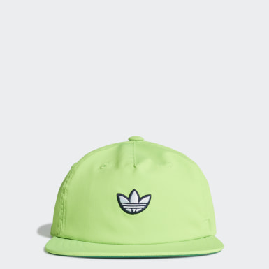 Originals Green Samstag Granddad Cap