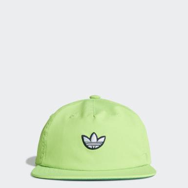 Samstag Granddad Caps Grønn