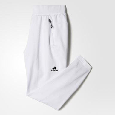 белый Брюки adidas Z.N.E.
