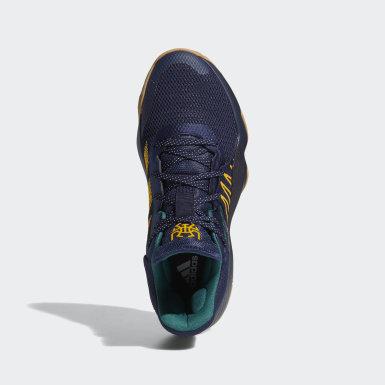 Männer Basketball D.O.N. Issue #1 Schuh Blau