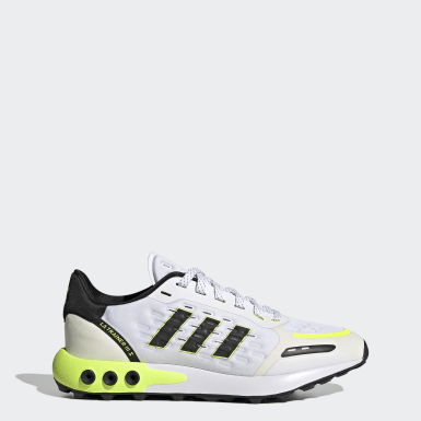 Originals White LA Trainer 3 Shoes