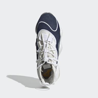 Men Originals Blue Bristol Crazy BYW LVL I Shoes