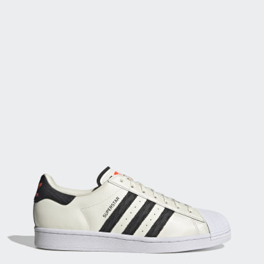 Men Originals Grey Superstar Shoes