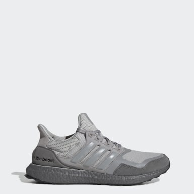 Chaussure Ultraboost S&L gris Course