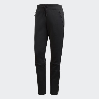 Women Athletics Black adidas Z.N.E. Pants