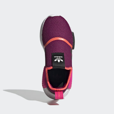 Kids Originals Purple NMD 360 Shoes