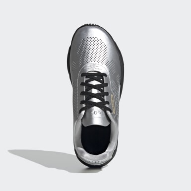 Chaussure Falcon Alluxe Argent Femmes Originals