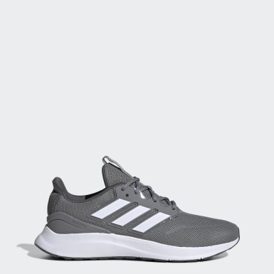 Men Running Grey Energyfalcon Shoes