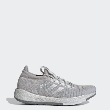 Women Running Grey Pulseboost HD LTD Shoes