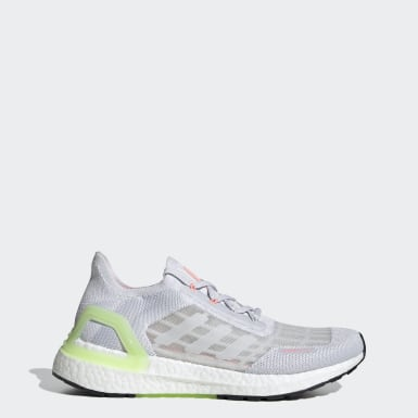 Women Running Grey Ultraboost Summer.RDY Shoes