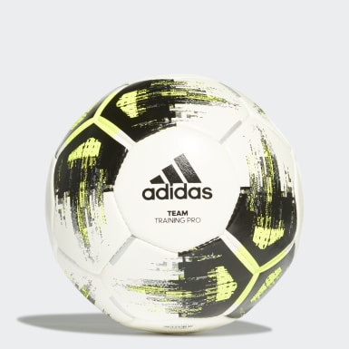 Football White Team Training Pro Ball