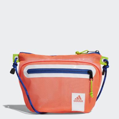 Training Pink Trans Sacoche Bag