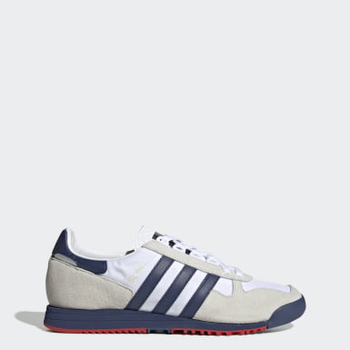 Originals White SL 80 Shoes