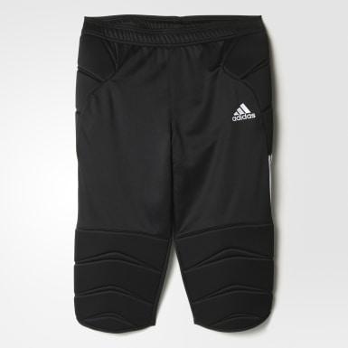 Spodnie Tierro 13 Goalkeeper Three-Quarter Pants Czerń