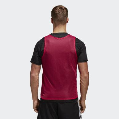 Peto de entrenamiento Rojo Hombre Fútbol